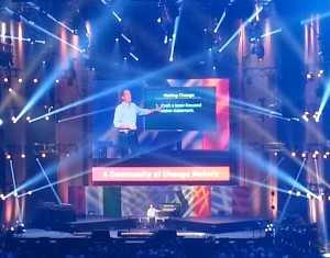Andy Stanley Catalyst
