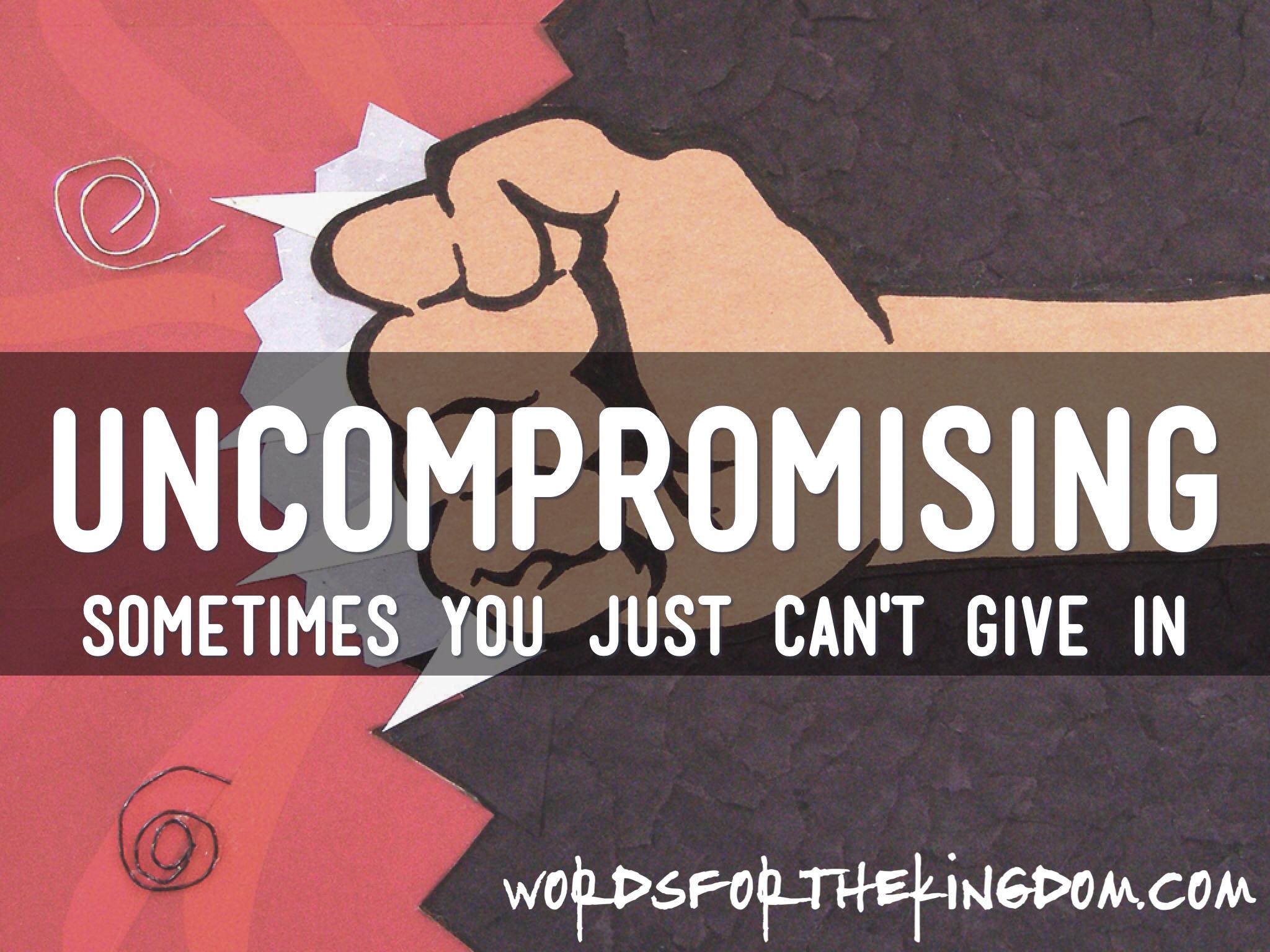 Uncompromising 63